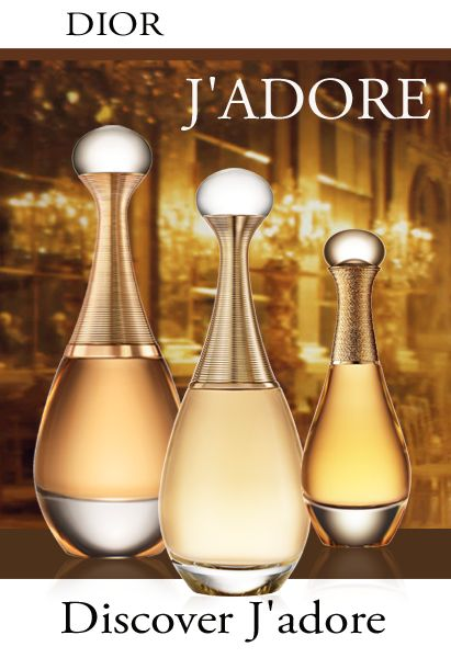 J'ADORE Eau de Parfum by Christian Dior