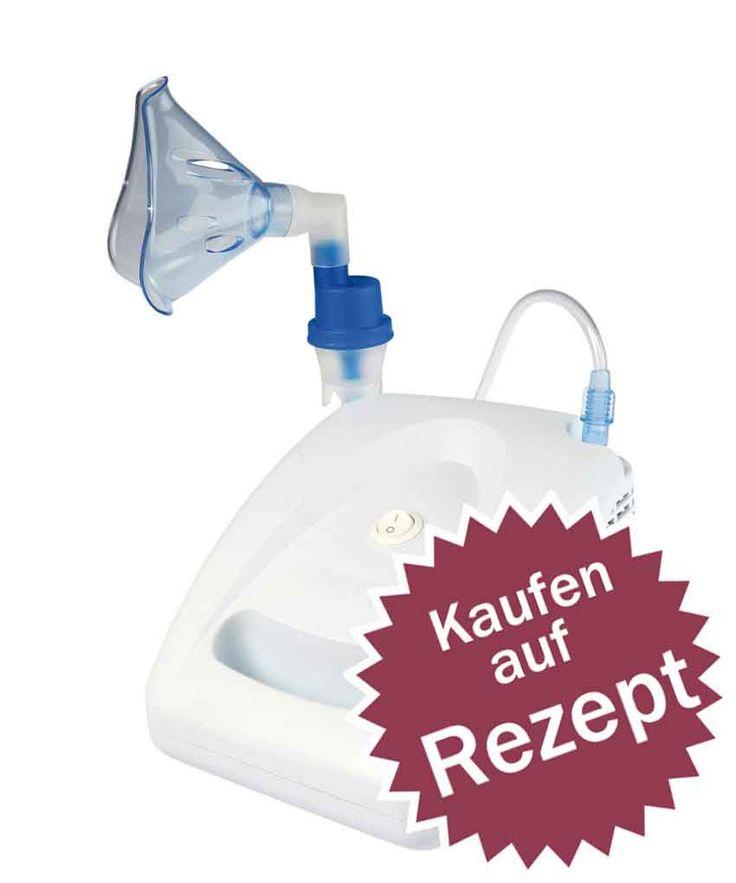 PHILmed MIDINEB NEBBY Kompressor Inhalator | Kaufen auf Rezept
