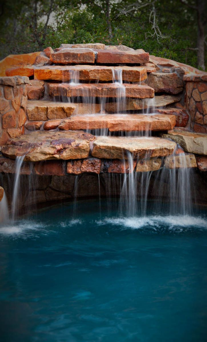 Best 25+ Pool water features ideas on Pinterest | Pool ...