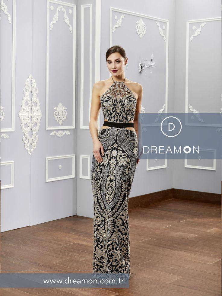 Görkemli ışıltısı ve özel tarzıyla Lotus modeli siyah ve gold renk alternatifleriyle DreamON mağazalarında... www.dreamon.com.tr #dreamon #gelinlik #style #lostinlove #koleksiyon #gelinlikmodelleri #nisanlık #wonders #lotus #wedding #abiye #dreamongelini #abiyemodelleri #couture #dreamonplaza #mutluluk