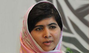LONDON: Malala Yousufzai, the Pakistani schoolgirl activist, who was shot in the head by militant organisation Tehrik-i-Taliban Pakistan (TTP) for campaigning for girls' education, has been named one of 2013′s Glamour Women of the Year. Gunmen from the TTP had shot Malala, now 16, in the head in her home town in Swat last October after […]