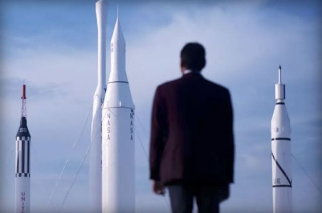 Tecnoneo: JJ Abrams sigue los pasos de los científicos detrás de los viajes espaciales en 'Moon Shot'