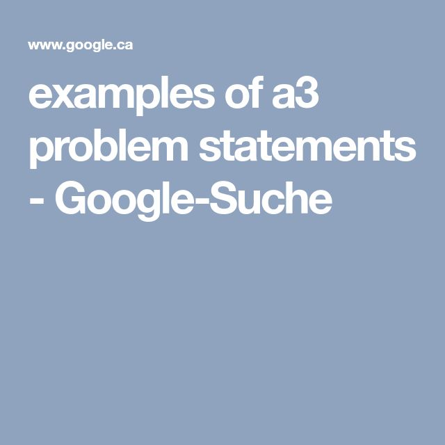 The  Best Problem Statement Ideas On   Social