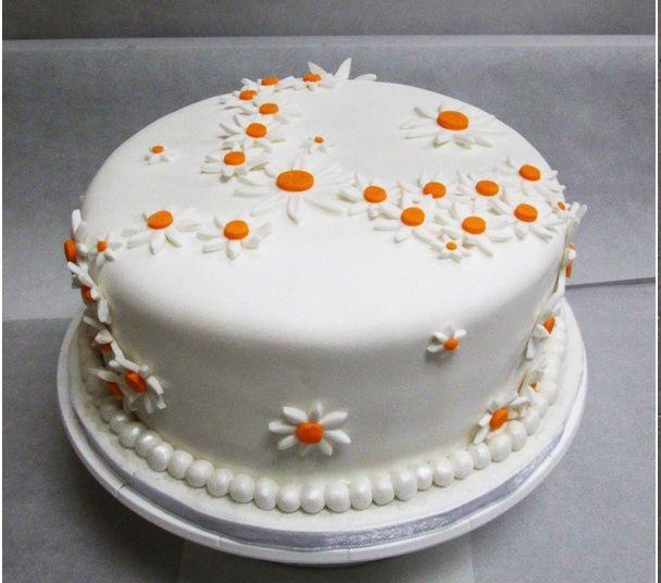 Papatya Pastası Tarifi