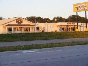 Osceola Cheese, Missouri
