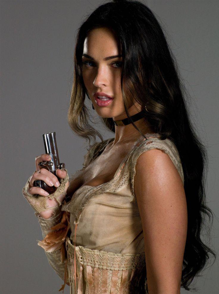 Hot Megan Fox Jonah Hex Promo