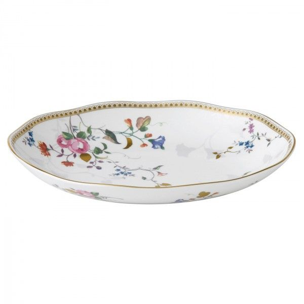 Rose Gold Oval Dish