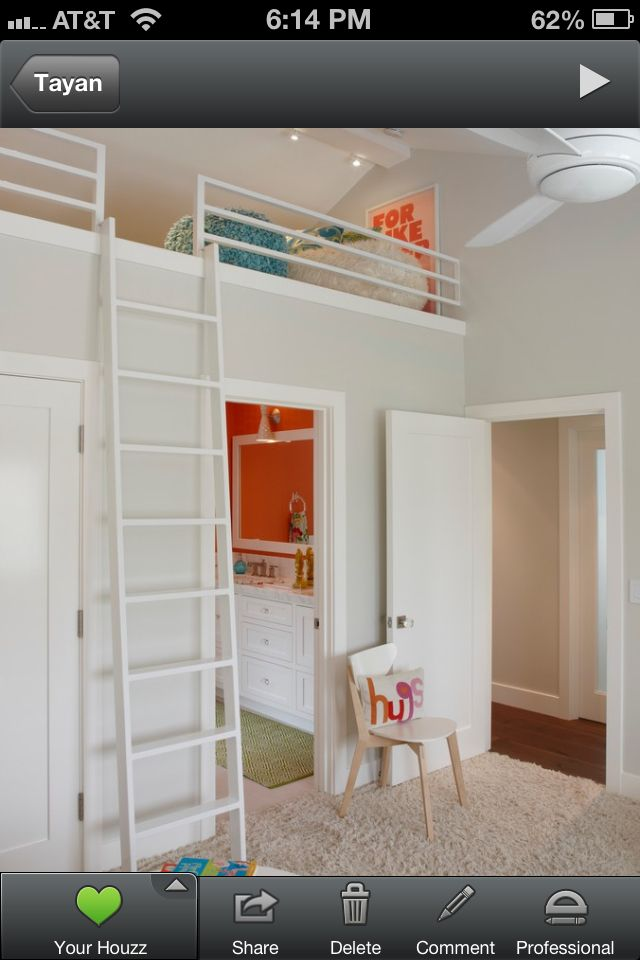 The loft in this one is super cute to!