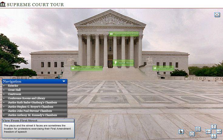 List of Washington DC Virtual Tours.