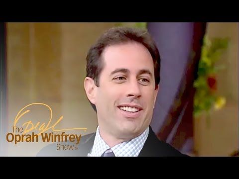 How Jerry Seinfeld Instantly Fell for His Wife | The Oprah Winfrey Show | Oprah…