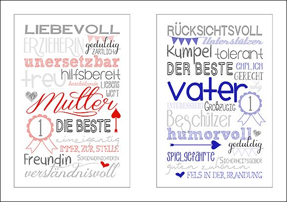 Mutter- & Vatertags´ BlogHop