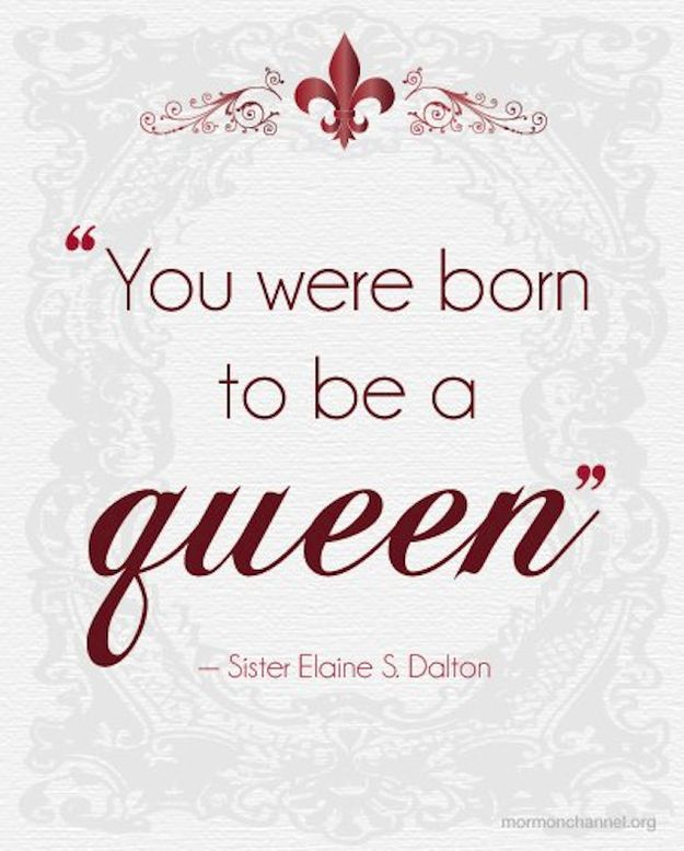girls always ooo and ahhh about wanting to be a disney princess.....what they don't know is they are destined to be something better. God destined them to be a queen.