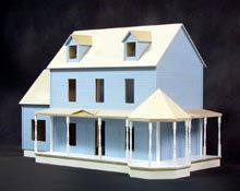 Dollhouse Kit | Dollhouse Kits | Wooden Dollhouse | Heirloom Quality from Vermont