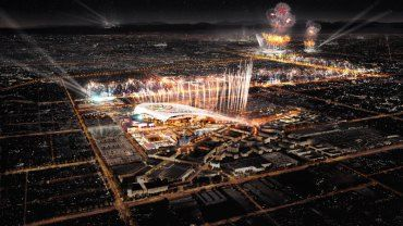 """US President Trump Says LA 2024 Olympic Games Would """"Be Terrific"""""""