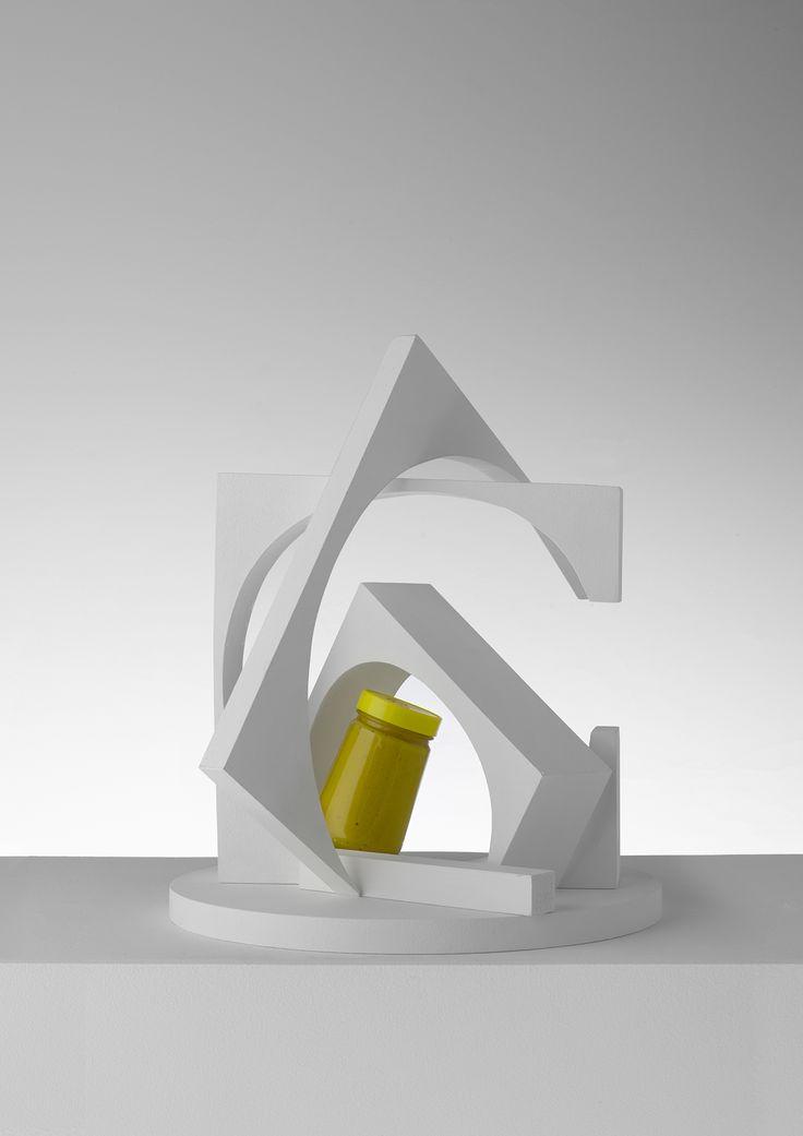 #danmatthews #photography #stilllife #advertising #food #mustard #sculptural #sculpture #studio #abstract #condiments