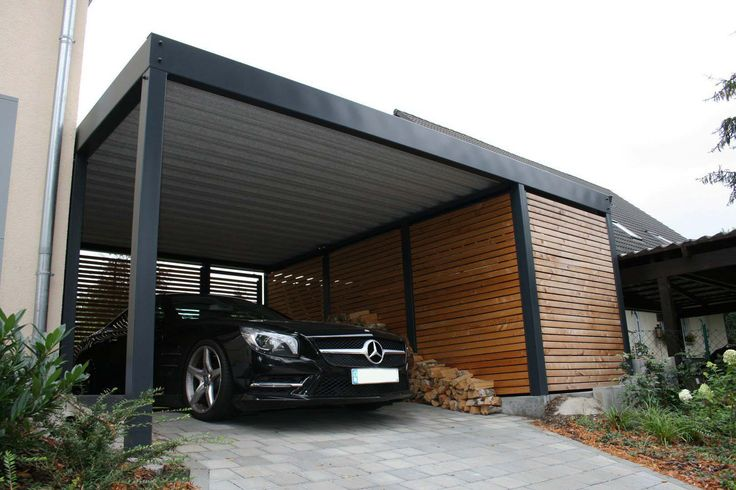 die besten 25 carport metall ideen auf pinterest carport aus metall pergola metall und. Black Bedroom Furniture Sets. Home Design Ideas
