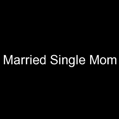 Have you ever heard of a married single mom? I hadn't either until it innocently…