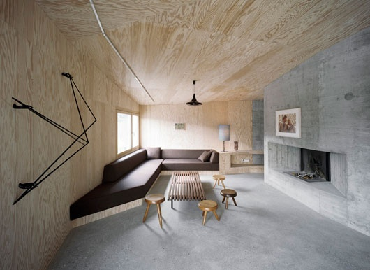 199 best images about minimalist modern hillside homes on pinterest - Modern Hillside Homes