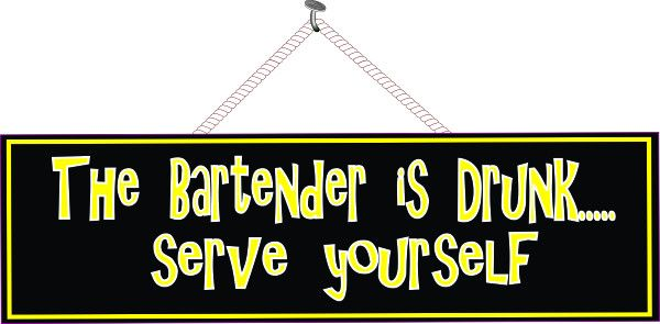 Bartending Quotes And Sayings: 1000+ Ideas About Bartender Funny On Pinterest