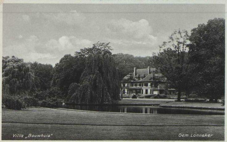 Villa het Bouwhuis.
