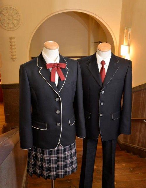 Escola no Japão Atrai Alunos Criando Uniformes Escolares Em Estilo Mangá