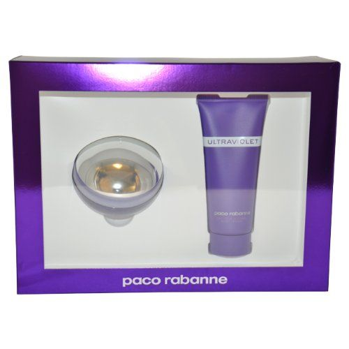 Ultraviolet By Paco Rabanne for Women Gift Set $57.81