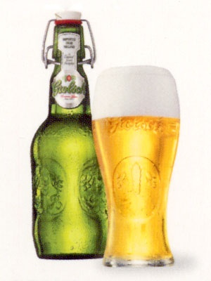 Grolsch Beer - My second favorite Dutch beer.