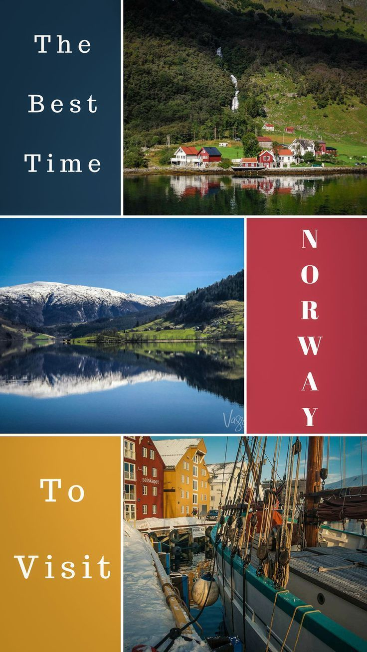 it's always the best time to go to norway   visit norway   pinterest