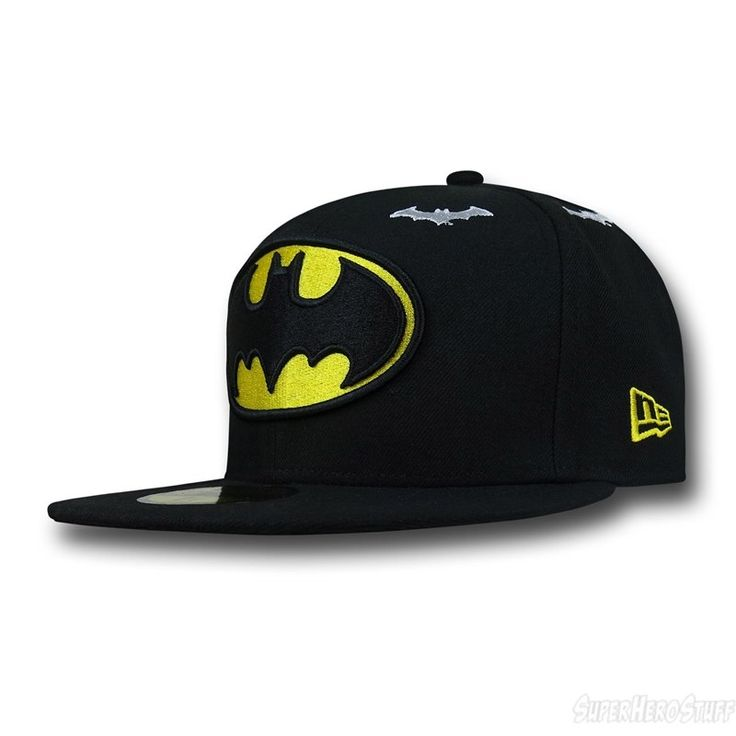 136068c696e ... france batman symbol stargazer 59fifty hat a9f5b e4cd5