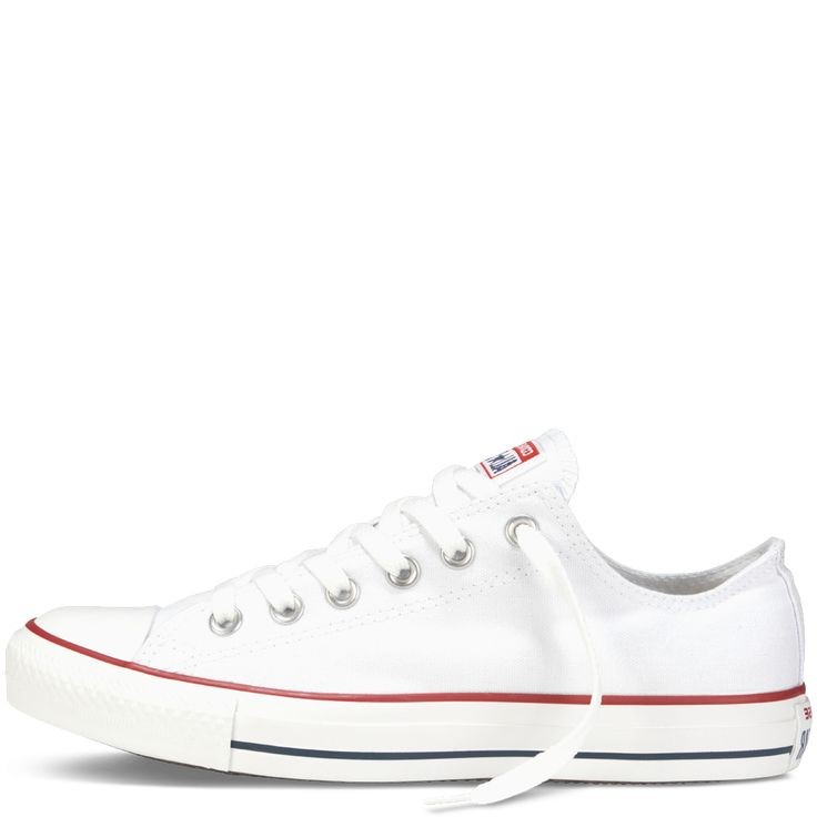 Converse - CT All Star Classic Low Canvas Sneaker - Optical White