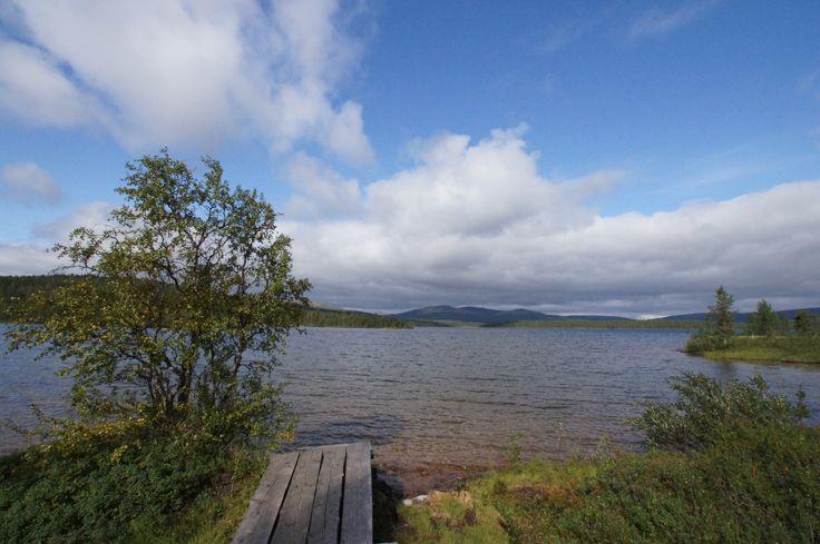 Luirojärvi. UKK-kansallispuisto. Finland