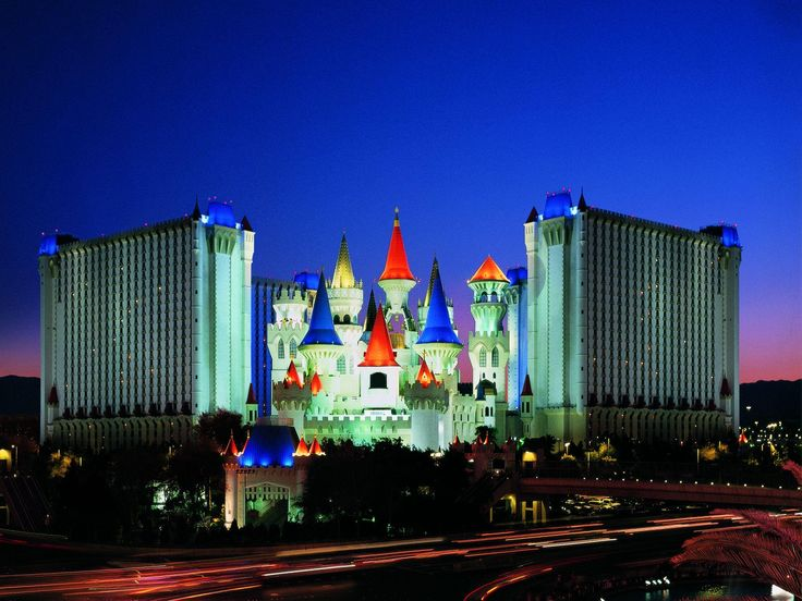 Vegas casinos inc