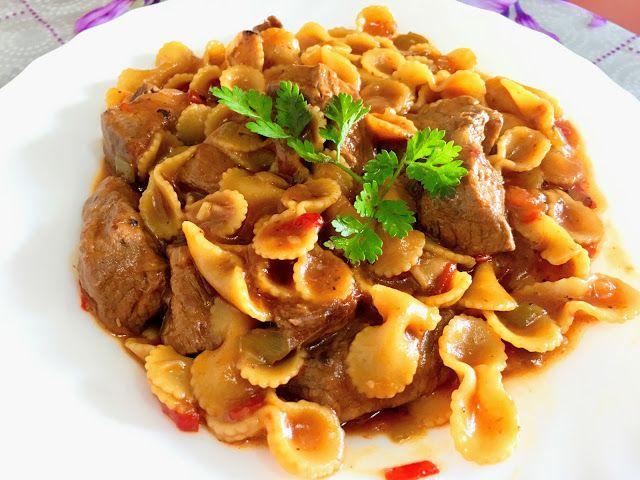 Cómo Hacer Guiso De Fideo Al Estilo Paraguay Tembiu Paraguay Mexican Food Recipes Mexican Food Recipes Authentic Guiso Recipe