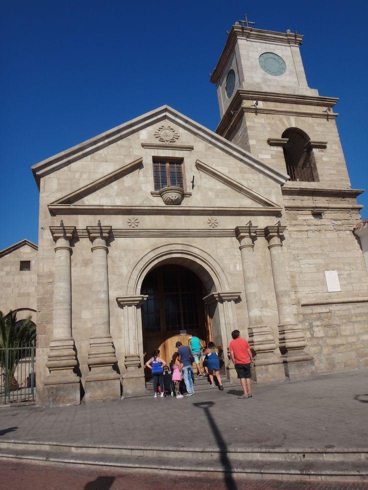 La Serena, Templo San Agustín