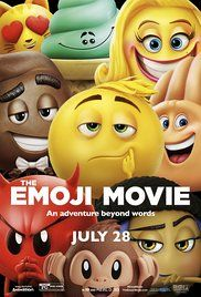 The Emoji Movie unlocks the never-before-seen secret world inside your smartphone. Hidden within the messaging app is Textopolis, a bustling city where all your favorite emojis live, hoping to be selected by the phone's user. In this world, each emoji has only one facial expression –...