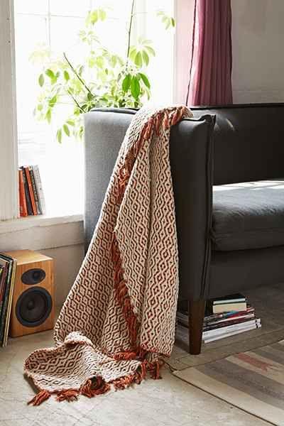 Magical Thinking Valentine Throw Blanket