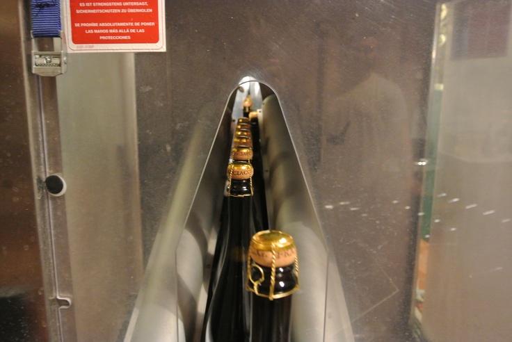 Sboccatura #franciacorta #wine #winemaking
