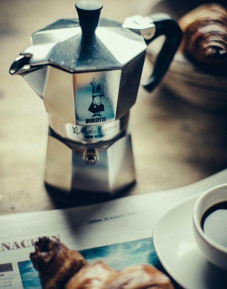 Bialetti Moka Express Coffee Time Pinterest