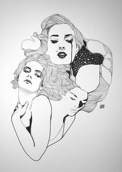 """""""Noir"""" by TARKA"""