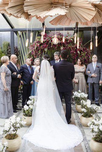 Mini-casamento acolhedor e íntimo na Casinha Le Julie- Juliana e Rafael   – Casamento na cidade