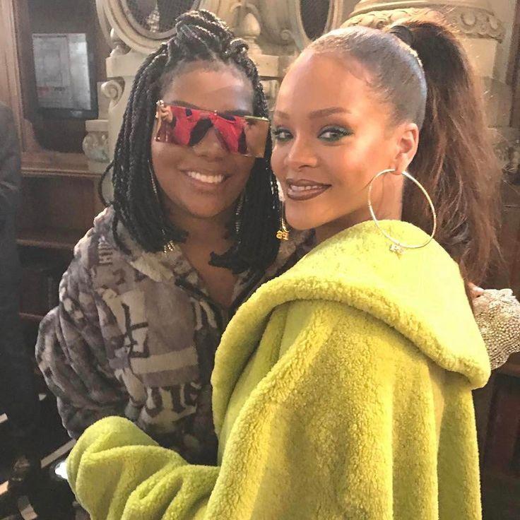 Ludmilla & Rihanna