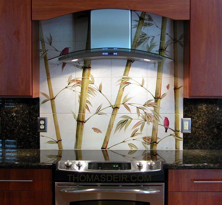 Kitchen Backsplash Tile Murals Pertaining To Kitchen Backsplash Tile Murals Kitchen Backsplash Tile