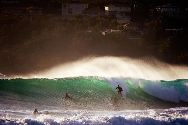 #bondi - Sydney Australia #aquabumps