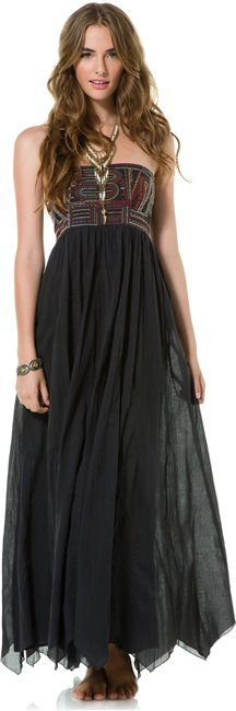 tueb top maxi dress from Raga. http://www.swell.com/Womens-Dresses/RAGA-CARA-TUBE-MAXI-DRESS?cs=GR