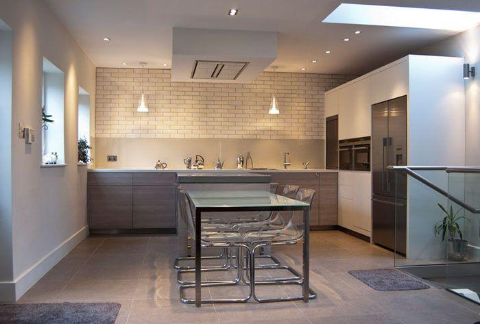 """""""Industrial Chic"""" Kitchen   Brickell flatiron kitchen ..."""