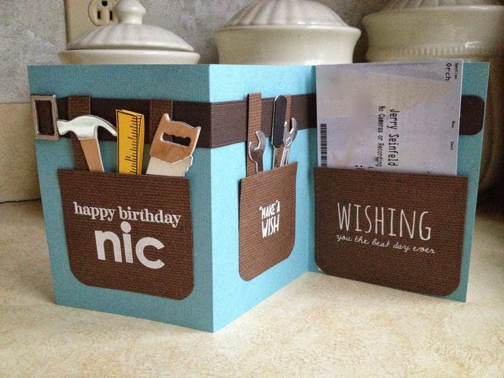 745 best card making males images on pinterest man card for Best gift cards for men