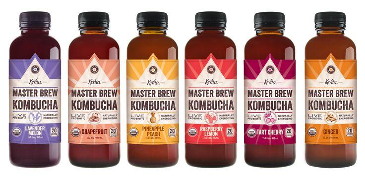 We've Mastered Kombucha Master Brew Kombucha Kombucha