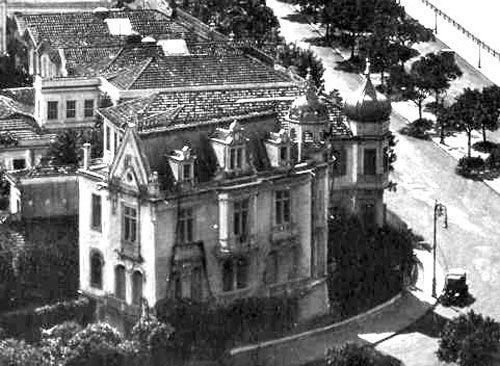 Castelinho Francês -  Postado na data de 28/1/2011