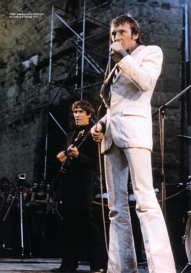 Dr.Feelgood - Orange Festival / 1975 #wilkoj #pubrock #70s