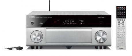 Yamaha RX-A1050 : Ampli 7.2, Dolby Atmos, DTS:X, Scaler UHD, HDCP 2.2...